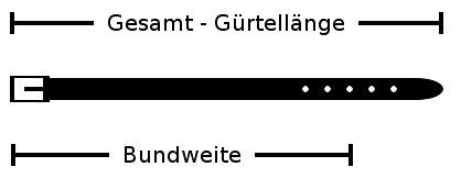 Kroko Gürtel Schwarz Konfigurieren